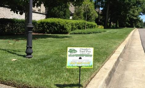 Pay Your Lawn Service Bill | Chandler's Turf Pro Lawn Care | Serving